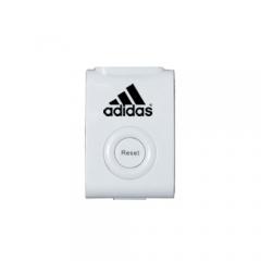 Customized Clip On Upright Pedometer - Customized Walk Trakker Pedometer - White