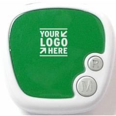 Customized Multifunction Pedometer - Green