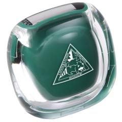 Multifunction Clearview Pedometer - Dark Green